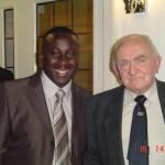 Ken Evans Funeral